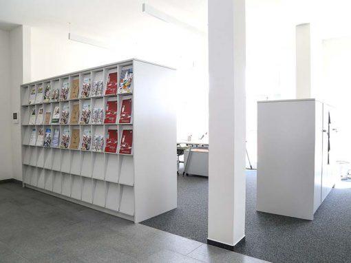Büroeinrichtung für pacovis